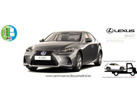 LEXUS IS   300h Business Navibox. 350€/mes.