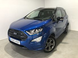 FORD EcoSport  1.0L EcoBoost 103kW (140CV) S&S S Line