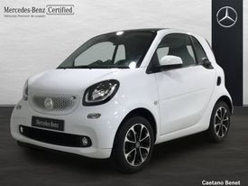 SMART Fortwo  0.9 66kW (90CV) S/S PASSION COUPE