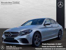 MERCEDES-BENZ Clase C 220 d Berlina