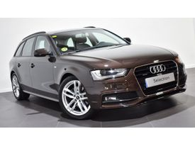 AUDI A4 Avant 2.0TDI DPF Advanced Ed.Q.S-T 177