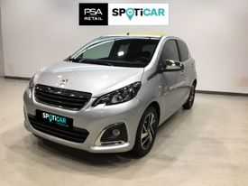 PEUGEOT 108 Top! 1.0 VTi Allure ETG5 72
