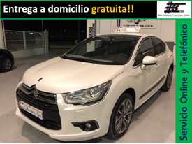 CITROEN DS4 1.6e-HDi Design ETG6 115