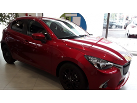 MAZDA Mazda2 1.5 Skyactiv-g Black Tech Edition 66kW