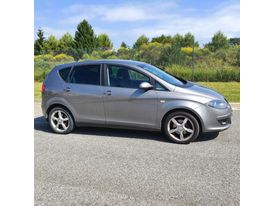 SEAT Altea 2.0TDI Sport-up DSG