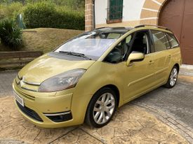 CITROEN C4 Grand Picasso 2.0i Exclusive CMP