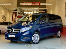 MERCEDES-BENZ Clase V 250BT Largo 7G Tronic