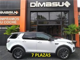 LAND-ROVER Discovery Sport 2.0TD4 SE 7pl. 4x4 180