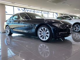 BMW Serie 3 320d EfficientDynamics Edition Luxury