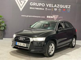 AUDI Q3 2.0TDI Design edition 110kW
