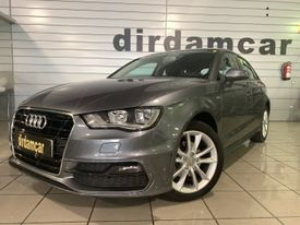 AUDI A3 Sportback 2.0TDI Attracted S-Tronic 150