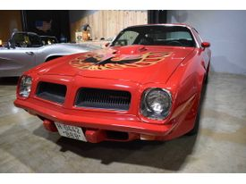 PONTIAC Firebird  Trans AM 455