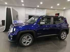 JEEP Renegade  1.6 Mjet 88kW Limited 4x2 DDCT