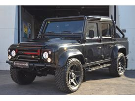 "LAND-ROVER Defender  110 Double Cab Pick Up ""All Blacks"" Homologado"