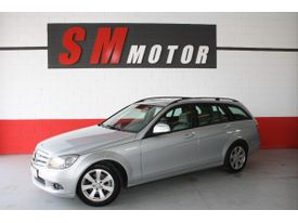 MERCEDES-BENZ Clase C Estate 180 K Avantgarde Aut.