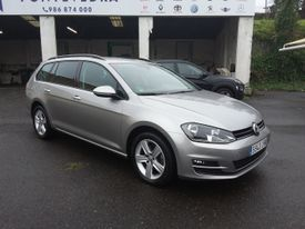 VOLKSWAGEN Golf G. Sportsvan 1.6TDI CR BMT BM Business Navi