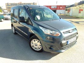FORD Connect Comercial FT 220 Kombi B. Corta L1 Ambiente 95 M1