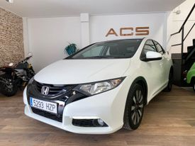 HONDA Civic 1.6 i-DTEC Sport Pack1