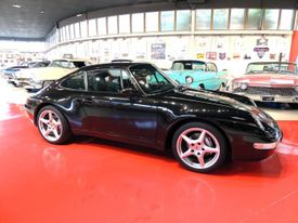 PORSCHE 911 Carrera 4 Coupé