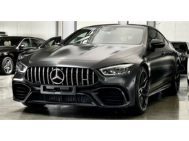 MERCEDES-BENZ AMG GT Coupé 63 S 4Matic+