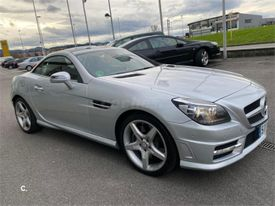MERCEDES-BENZ Clase SLK 250 BE AMG Line
