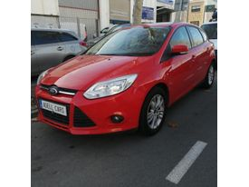 FORD Focus Sedán 1.6 TI-VCT Trend
