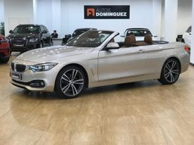 BMW Serie 4 420dA Cabrio Luxury