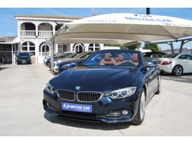 BMW Serie 4 420d Cabrio Luxury