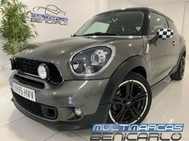 MINI Mini Paceman Cooper D ALL4 Aut.