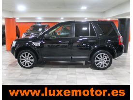 LAND-ROVER Freelander 2.2Td4 XS CommandShift Negro