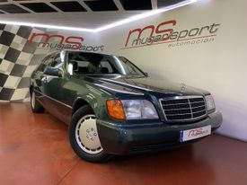 MERCEDES-BENZ Clase S 400SEL