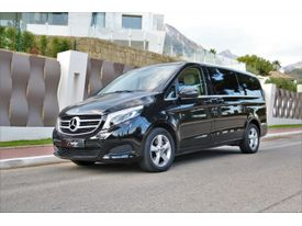MERCEDES-BENZ Clase V 250d Largo Exclusive 7G Tronic