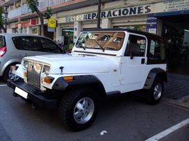 JEEP Wrangler 2.5 Hard Top Base