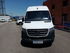 MERCEDES-BENZ Sprinter Tourer 314CDI Medio T.E tT