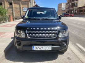 LAND-ROVER Discovery 3.0TDV6 S Aut.