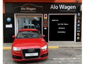 AUDI A3 2.0TDI CD S line edition 150