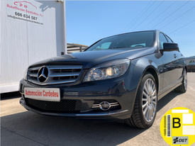 MERCEDES-BENZ Clase C 220CDI BE Edition Aut.