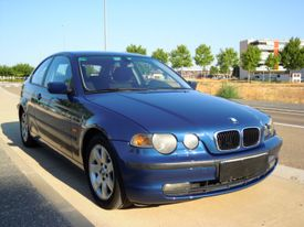 BMW Serie 3 316 ti Compact Aut.