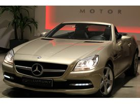 MERCEDES-BENZ Clase SLK 200 BE 7G Plus