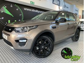 LAND-ROVER Discovery Sport 2.2SD4 HSE 4x4 Aut. 190