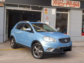 SSANGYONG Korando D20T ECO Limited Plus 4x2