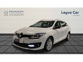 RENAULT Mégane S.T. 1.5dCi Limited 110