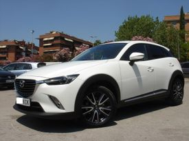 MAZDA CX-3 2.0 Luxury 2WD 120