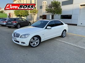 MERCEDES-BENZ Clase C 200CDI Special Edition