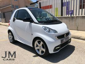 SMART Fortwo Coupé 62 Passion Aut.