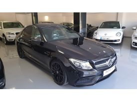 MERCEDES-BENZ Clase C 63 AMG S 7G Plus