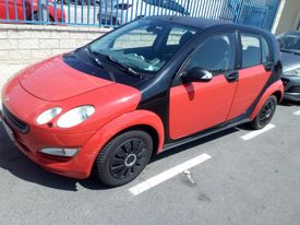 SMART Forfour 1.1 pulse Manual 5 velocidades