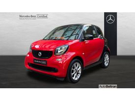 SMART Fortwo Coupé 66 Aut.