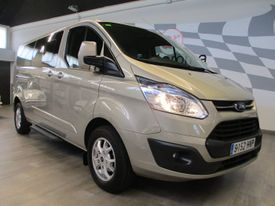 FORD Tourneo Custom FT 300 L2 Titanium 125