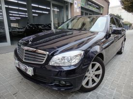 MERCEDES-BENZ Clase C Estate 200CDI Elegance (9.75)